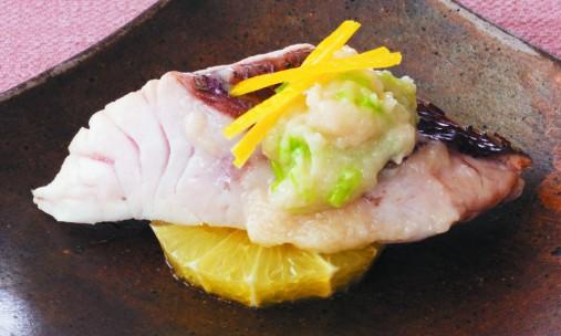 鯛の塩レモンIMG-6800