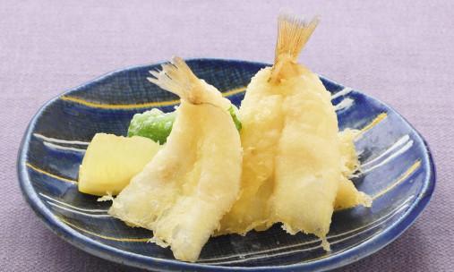 きす天ぷら