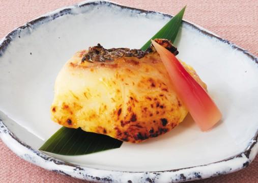 鯛の西京焼き